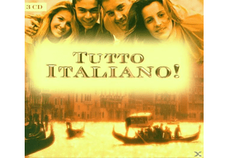 VARIOUS - Tutto Italiano! - (CD)