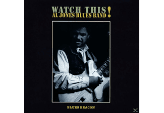 Al Blues Band Jones - Watch This! - (CD)