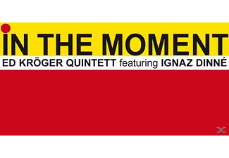 Ed Quintett Kröger - In The Moment - (CD)