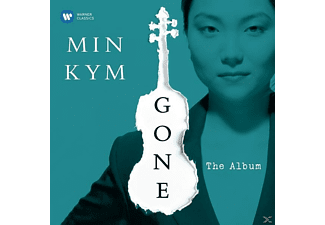 Min Kym - Gone - (CD)