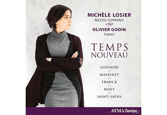 Losier, Michele / Godin, Olivier - Temps Nouveau - (CD)