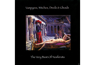 Nosferatu - Vampyres, Witches, Devils & Ghouls - The Very Best Of Nosferatu - (CD)