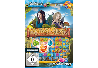 GaMons - Fantasy Quest 2 - PC