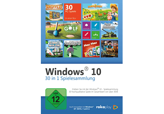Windows 10: 30 in 1 Spielesammlung - PC