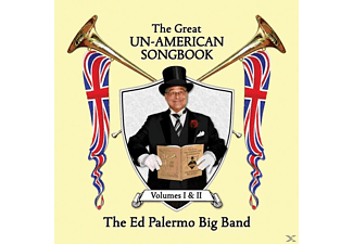 Ed Palermo Big Band - The Great Un-American Songbook - (CD)