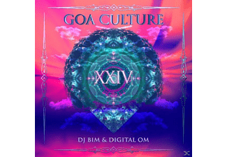 VARIOUS - Goa Culture Vol.24 - (CD)