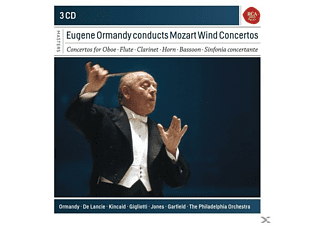 Eugene Ormandy - Eugene Ormandy Conducts Mozart Wind Concertos - (CD)