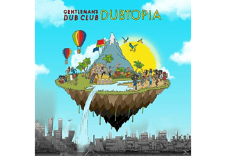 Gentleman's Dub Club - Dubtopia - (CD)