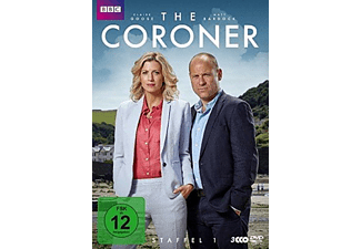 The Coroner - Staffel 1 - (DVD)