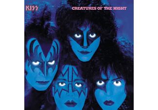 Kiss - Creatures Of The Night (Remastered Version) (CD)