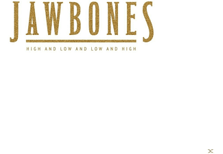 Jawbones - High And Low And Low And High - (CD)