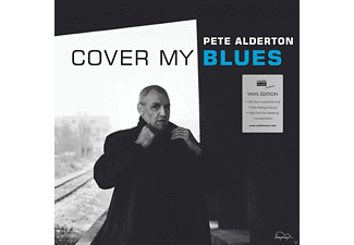 Pete Alderton - Cover My Blues (180 G Vinyl) - (Vinyl)