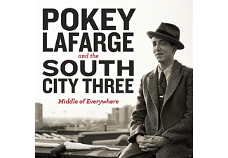 Pokey Lafarge & The South City Tree - Middle of Everywhere - (Vinyl)