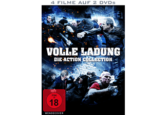 Volle Ladung - Die Action Collection - (DVD)