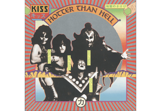 Kiss - Hotter Than Hell (CD)