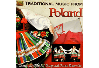 Ziemia Myslenicka Song And Dance Ensemble - Traditional Music From Poland [CD]