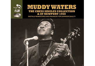 Muddy Waters - Chess Singles Collection & At Newport - (CD)