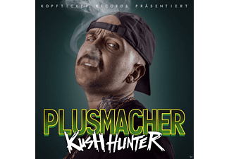 Plusmacher - Kush Hunter - (CD)