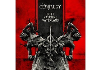 Cephalgy - Gott Maschine Vaterland - (CD)