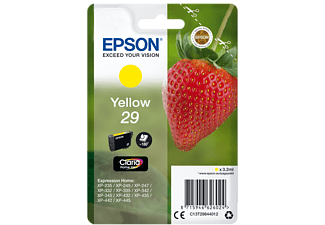 EPSON Singlepack Yellow 29 Claria Home Ink - (C13T29844012)