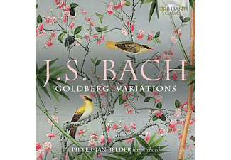 Pieter-jan Belder - J.S. Bach: Goldberg Variations - (CD)