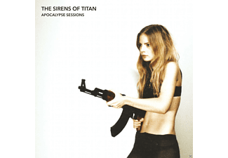 The Sirens Of Titan - Apocalypse Sessions (Black Vinyl+MP3 Code) - (LP + Download)