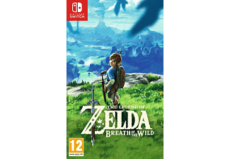 Nintendo Switch The Legend of Zelda: Breath of the Wild Adventure