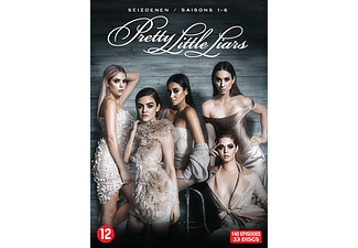 Pretty Little Liars - Seizoen 1-6 | DVD