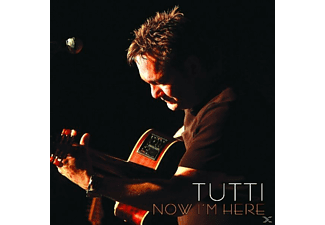 Tutti - Now I'm Here [CD]