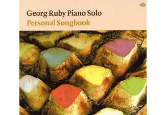 Georg Ruby - Personal songbook - (CD)