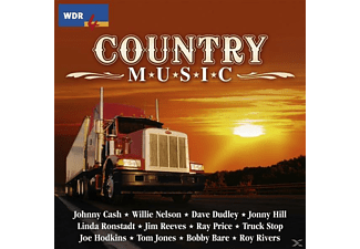 VARIOUS - WDR 4 Country Music - (CD)