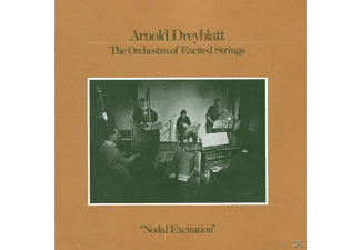 Arnold Dreyblatt - Nodal Excitation - (CD)