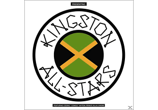 Kingston All Stars - Presenting Kingston All Stars - (CD)