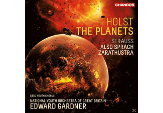 National Youth Orchestra Of Great Britain, Edward Gardner - The Planets/Also sprach Zarathustra - (Vinyl)