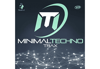 VARIOUS - Minimal Techno Trax - (CD)