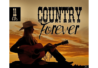 VARIOUS - Country Forever - (CD)