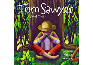 Tom Sawyer Von Mark Twain - 2 CD - Kinder/Jugend