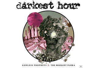 Darkest Hour - Godless Prophets & The Migrant Flora (Clear) - (Vinyl)