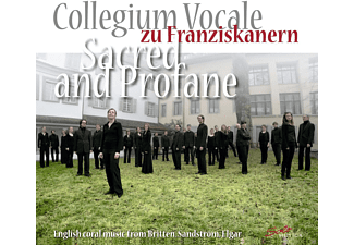 Collegium Vocale Zu Franziskanern - Sacred And Profane - (CD)