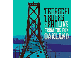 Tedeschi Trucks Band - Live From The Fox Oakland - (CD)