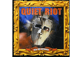 Quiet Riot - New and Improved (CD)
