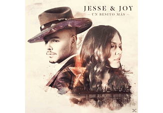 Jesse & Joy - Un Besito Mas - (CD)