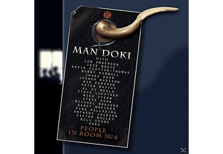 Man Doki Soulmates, Man Doki - People In Room No.8 - (CD)