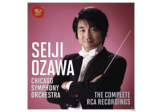 Seiji Ozawa - THE COMPLETE RCA RECORDINGS - (CD)