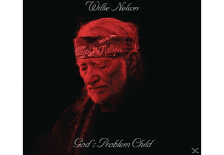 Willie Nelson - God's Problem Child - (CD)