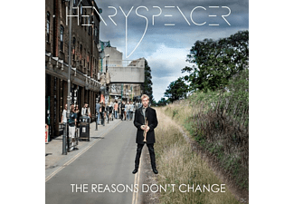 Henry Spencer - The Reasons Don't Change - (CD)
