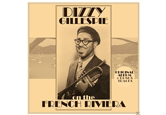 Dizzy Gillespie - ON THE FRENCH RIVERA - (Vinyl)