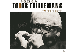 Toots Thielemans - LEGENDARY TOOTS THIELEMANS - (Vinyl)