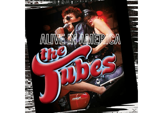 The Tubes - Alive In America - (Vinyl)