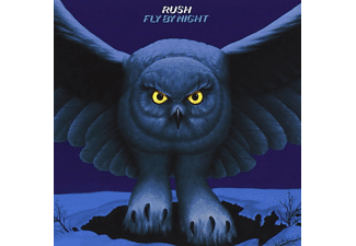 Rush - Fly By Night (Remastered) (CD)